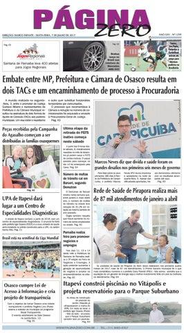 151668e556 Página Zero Edição nº 1299 (07 07 2017) by Para acessar o seu Página ...