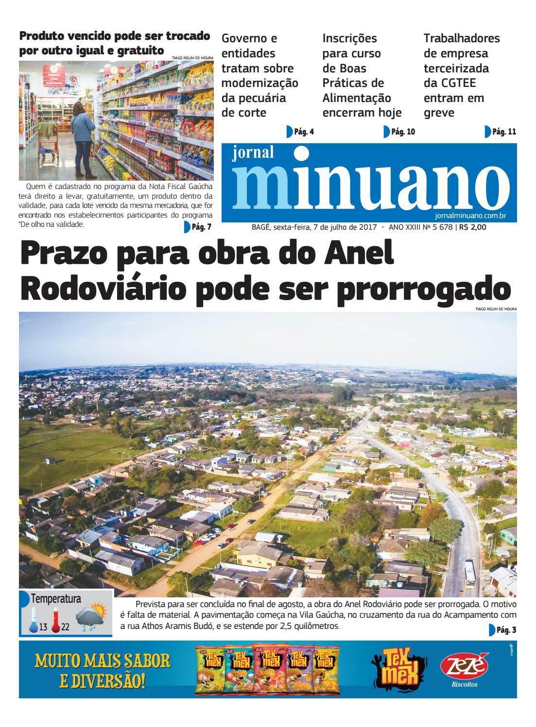 20170707 by Jornal Minuano - issuu a986c4c18c