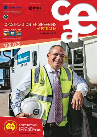 Construction Engineering Australia V3 03 - June/July 2017 by EPC