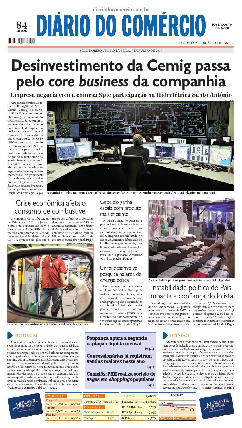 6183eb767 23408 by Diário do Comércio - Belo Horizonte - issuu