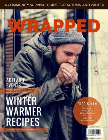 Wrapped July 2017 By UpMode Community Magazine