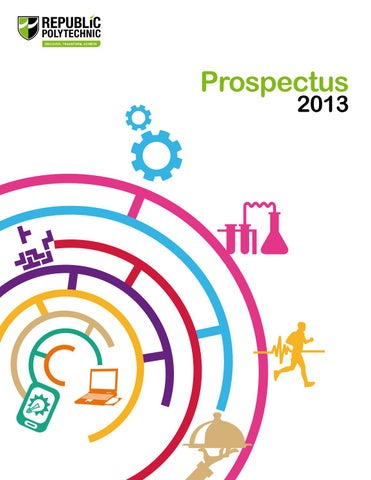 Prospectus 2013 by Republic Polytechnic - issuu