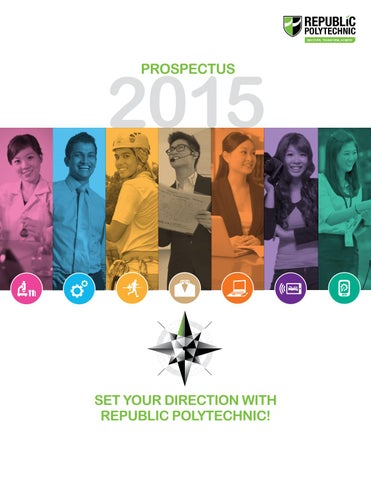 Prospectus 2015 by Republic Polytechnic - issuu