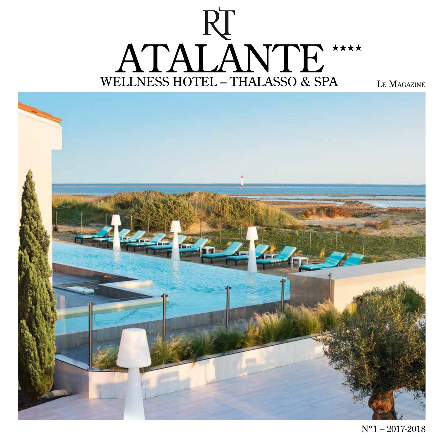 rt atalante wellness h tel thalasso spa by nhpublishing issuu. Black Bedroom Furniture Sets. Home Design Ideas