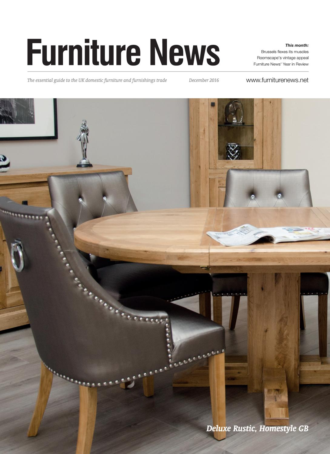 Furniture News 333 by Gearing Media