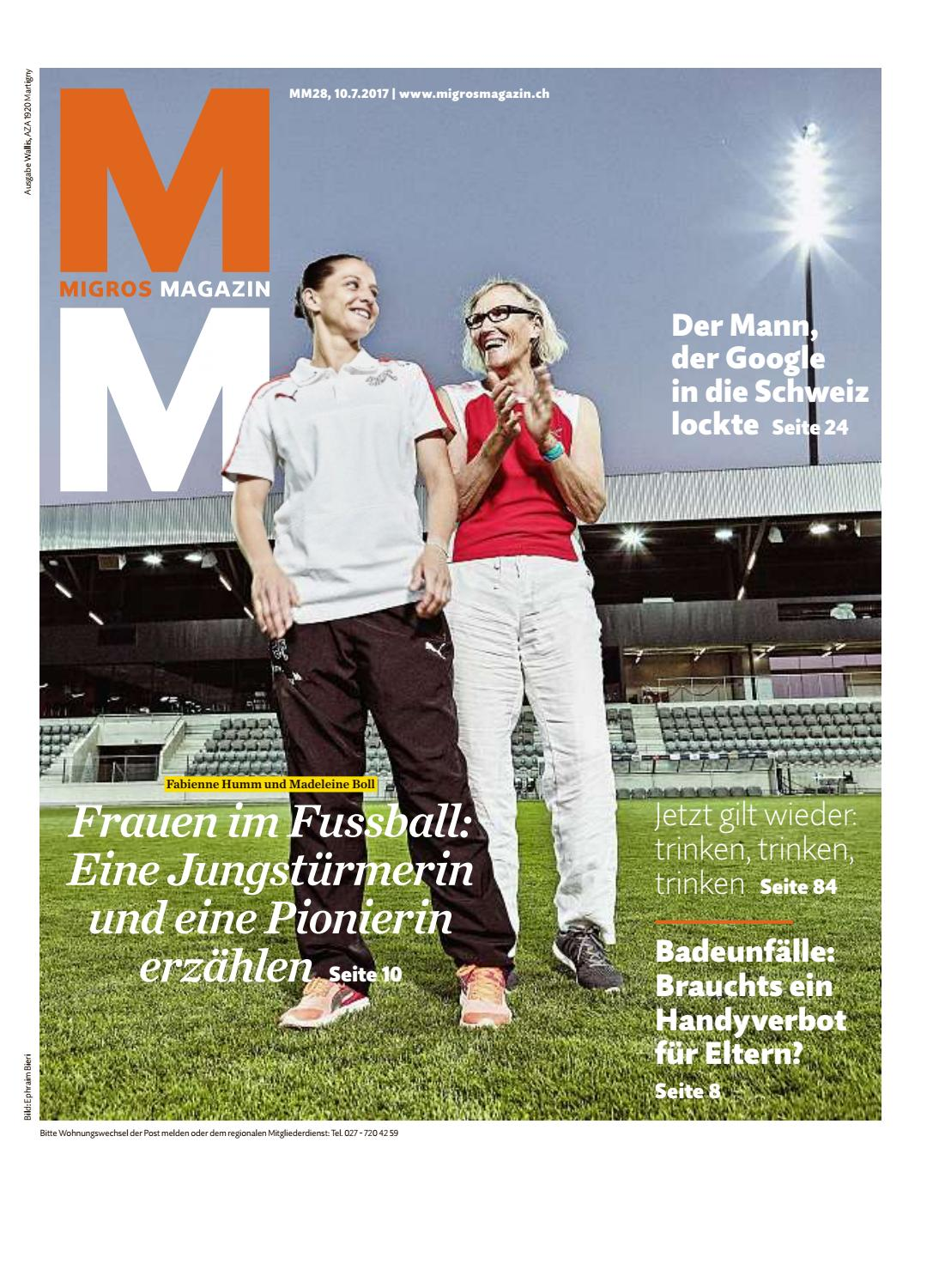 Migros magazin 28 2017 d vs by Migros-Genossenschafts-Bund - issuu