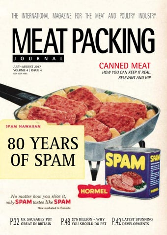 ac36981b9a Page 1. The international magazine for the meat ...
