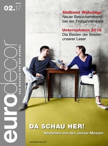 Eurodecor - Ausgabe - 02 17 by MEININGER VERLAG GmbH - issuu 27fb12f3e9