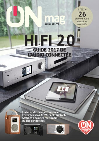 On Mag De Magazine By L'audio 2017 Guide Connectée Issuu PXZiOukT