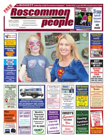 2017 07 07 by Roscommon People - issuu b5fd0c8d3