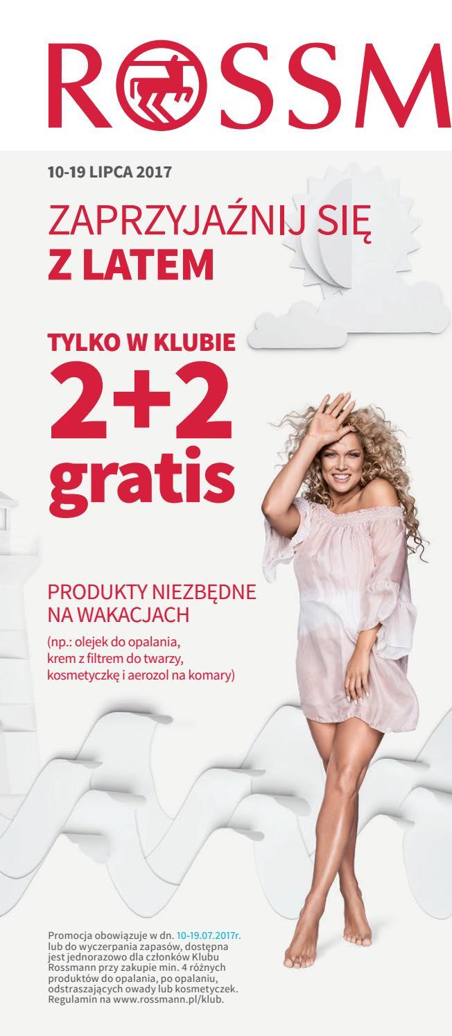 Rossmann Gazetka Od 10 07 Do 19 07 2017 By Iulotka Pl Issuu