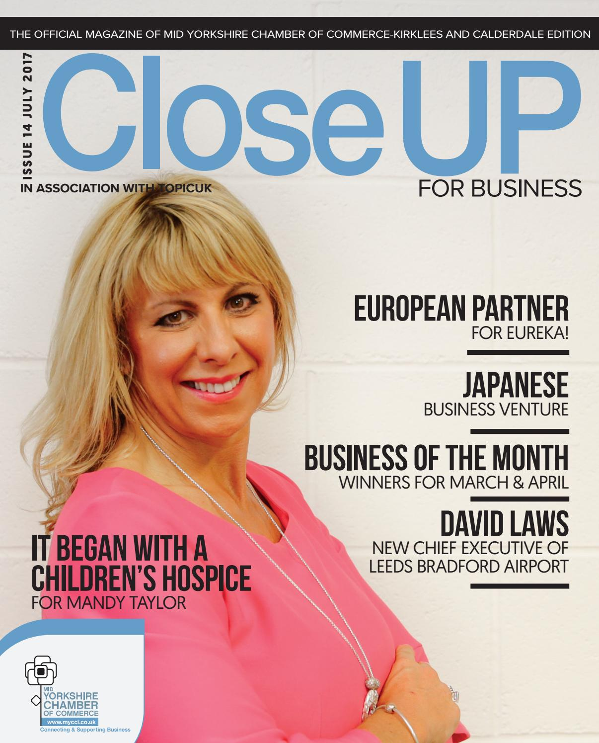 446aedf473dd1 CloseUp for Business KandC Edition july17 by TopicUK - issuu