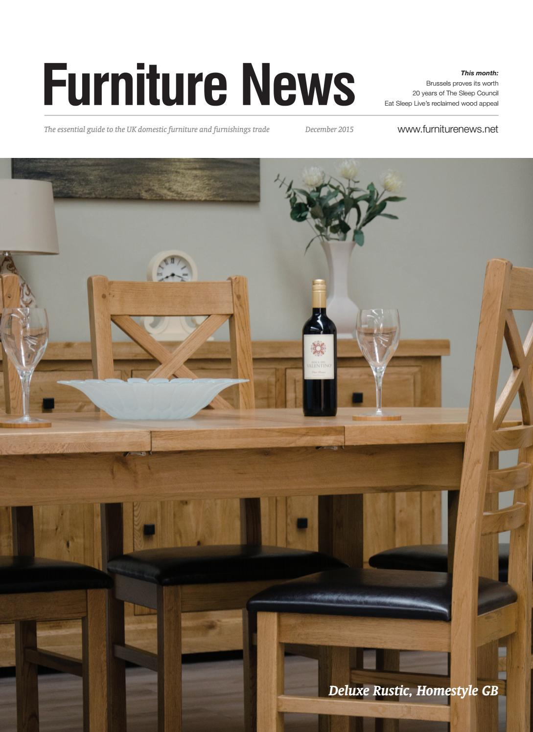 Furniture news 321 by gearing media group ltd issuu for Furniture 321
