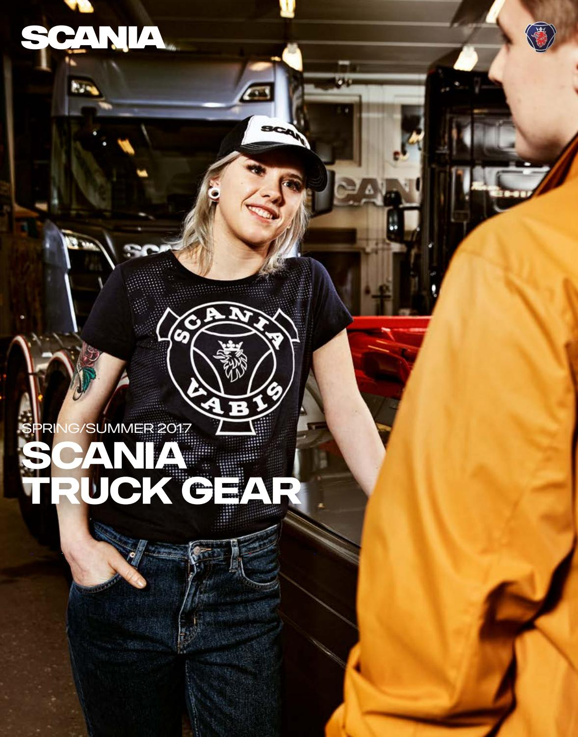 SCANIA PASSION FOR POWER JACKET STYLE 15
