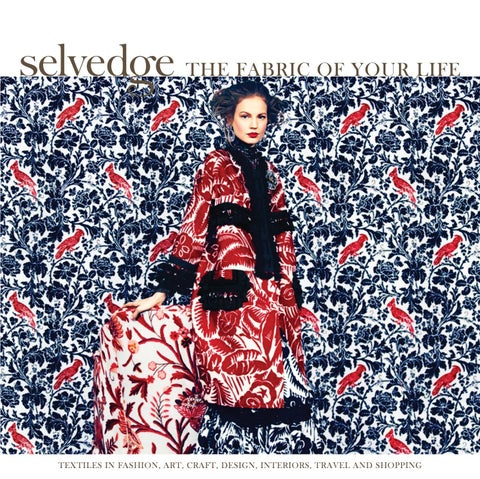 c34aa4f335b9 63 Pattern by Selvedge Magazine - issuu