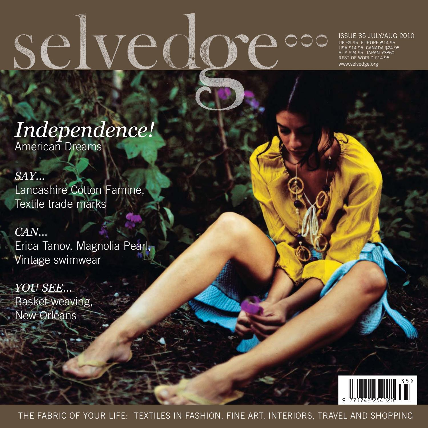 f79416e358cf5 35 Independence by Selvedge Magazine - issuu