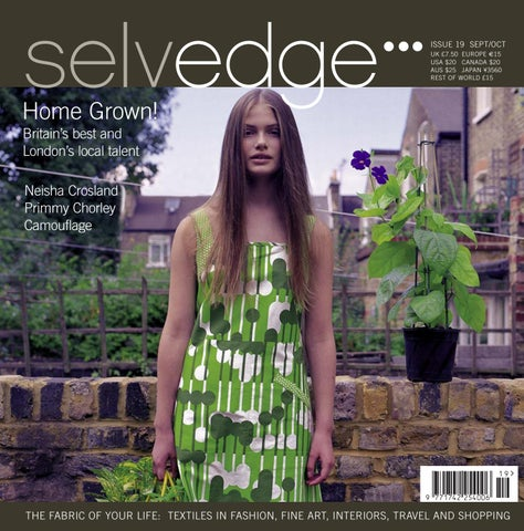 74c94b027d845 19 Homegrown by Selvedge Magazine - issuu