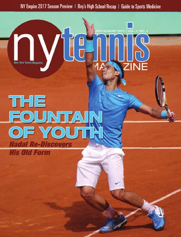 4675f6684bdac New York Tennis Magazine July   August 2017 by NMP Media Corp. - issuu