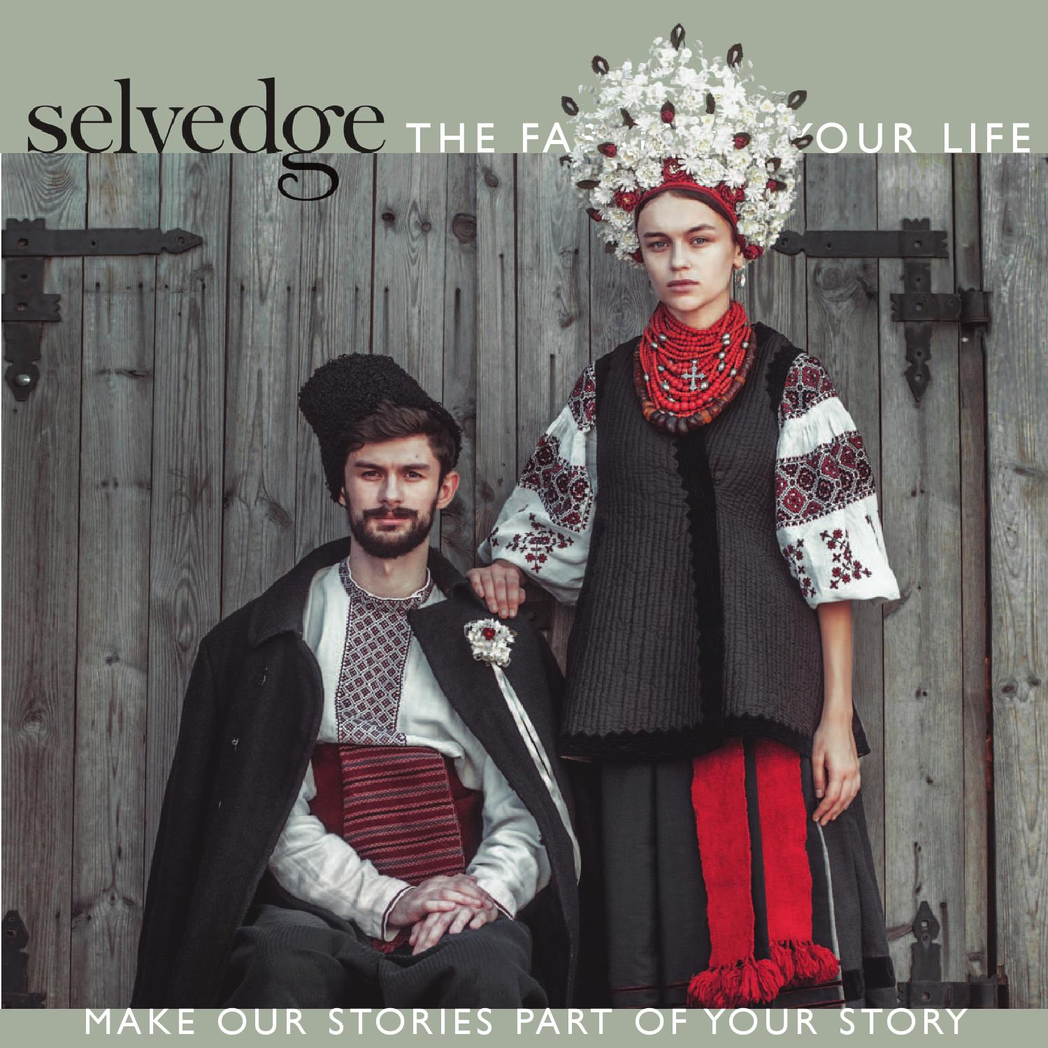 17bee309bcd 74 Wild by Selvedge Magazine - issuu