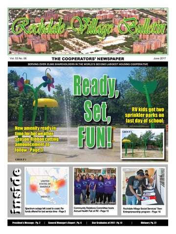 The Village Edition June 2017 by Keith Avis Printers issuu