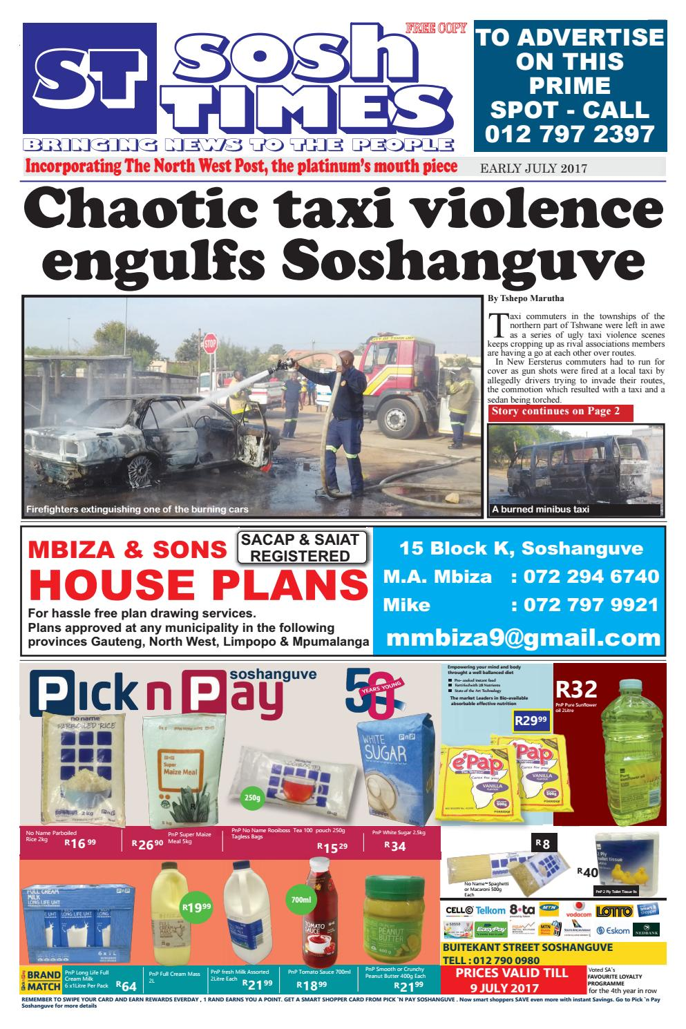 925c6bfff16e Sosh Times Newspaper Early July 2017 by Sosh Times Newspaper - issuu