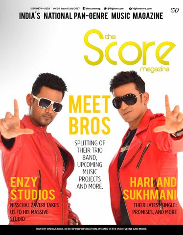 661e61395b The Score Magazine July 2017 issue! by The Score Magazine - issuu
