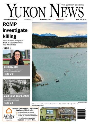 d5dd5fad704 Yukon News, June 30, 2017 by Black Press Media Group - issuu