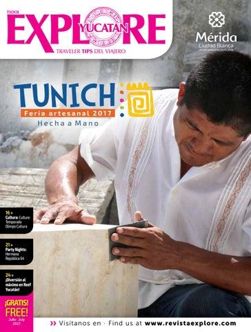 6bbcc60a9c Revista Explore Yucatán Julio 2017 by Grupo Corme - issuu