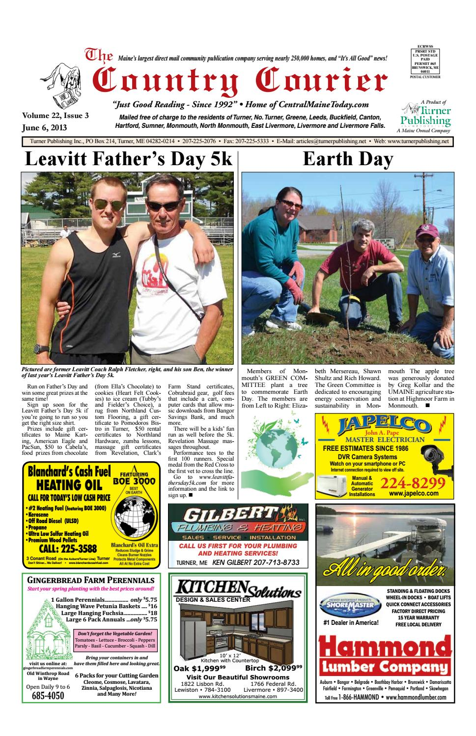 Country Courier June 2013 by Turner Publishing, Inc  - issuu