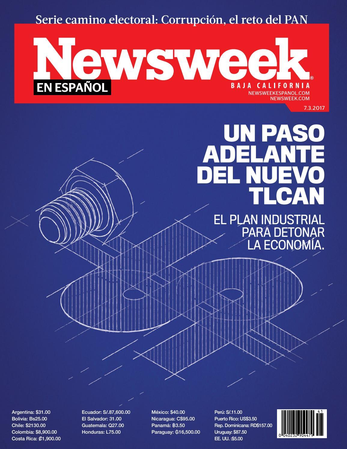 Un paso adelante del nuevo TLCAN by Newsweek Baja - issuu