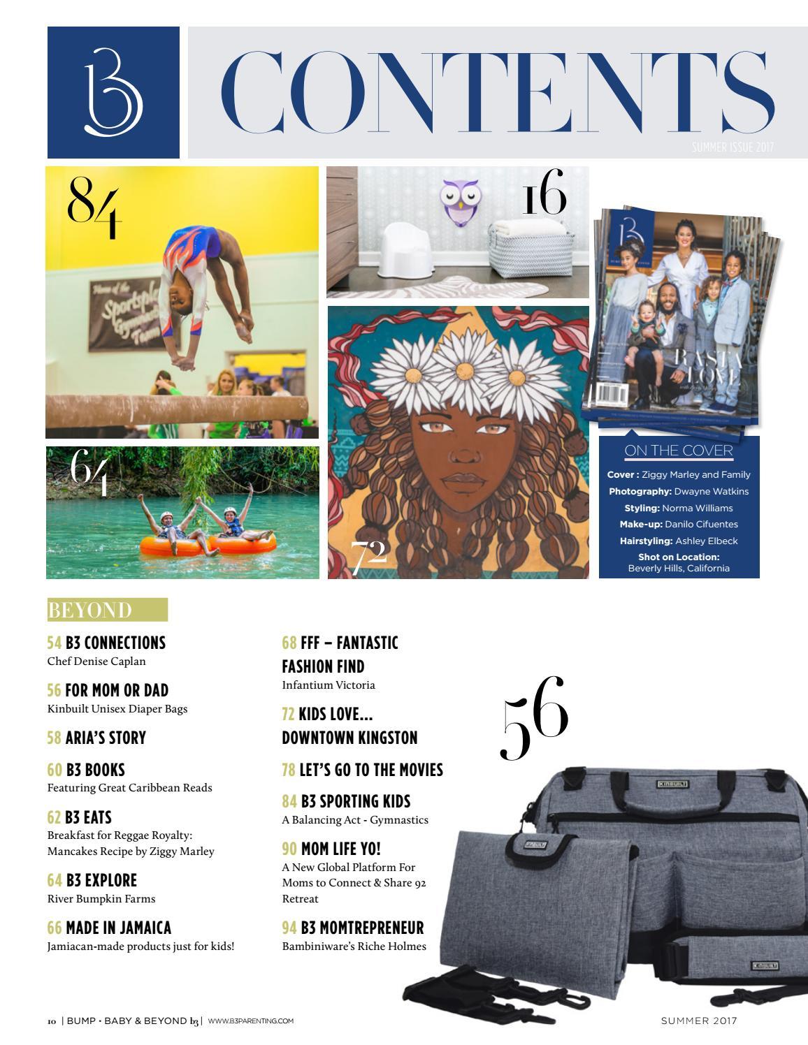 B3 Parenting Magazine Summer 2017 by B3 Parenting - Issuu