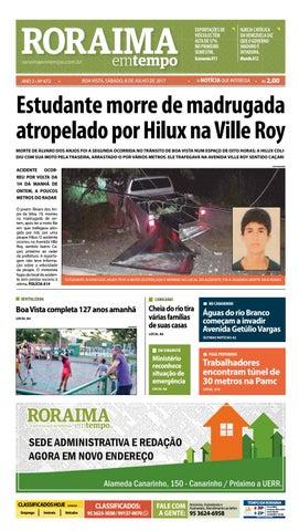 Jornal roraima em tempo – edição 672 by RoraimaEmTempo - issuu 463eade2c9513