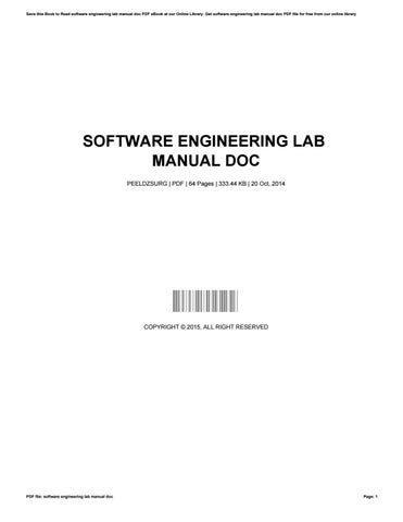 software engineering lab manual doc by albertcaldwell4298 issuu rh issuu com software engineering lab manual 4th sem software engineering lab manual uptu