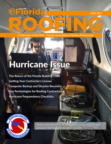 June 2017 by Florida Roofing Magazine - issuu