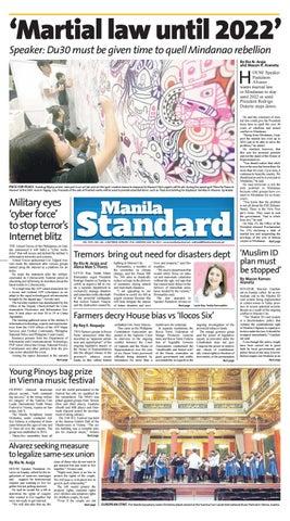 2bdc59a83e19db Manila Standard - 2017 July 10 - Monday by Manila Standard - issuu