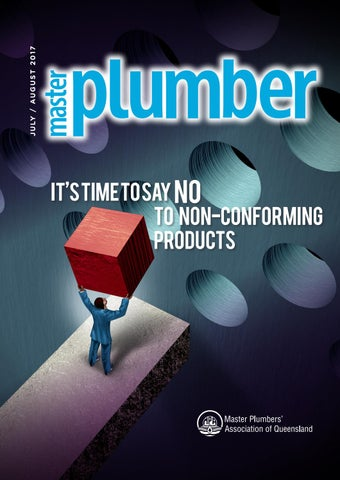 Master Plumber July August 2017 By Plumbers Association Of