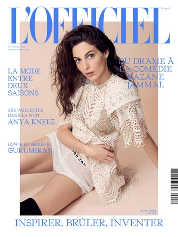 5462d4dbc9 L'Officiel-Levant, July Issue 77 by L'Officiel Levant - issuu