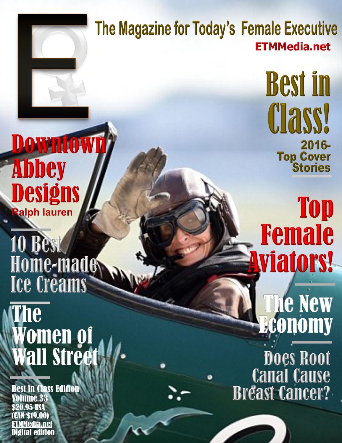 87143f486a64 E The Magazine for Today s Female Executive best in class 2017 volume 33 by  E The Magazine for Today s Female Executive. An ETM Media Publication -  issuu