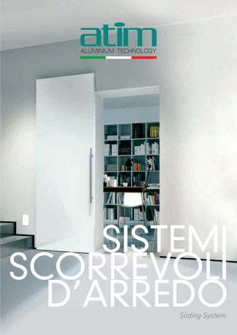 Atim Spa 08 atim sistemi scorrevoli d arredo by atim s p a issuu