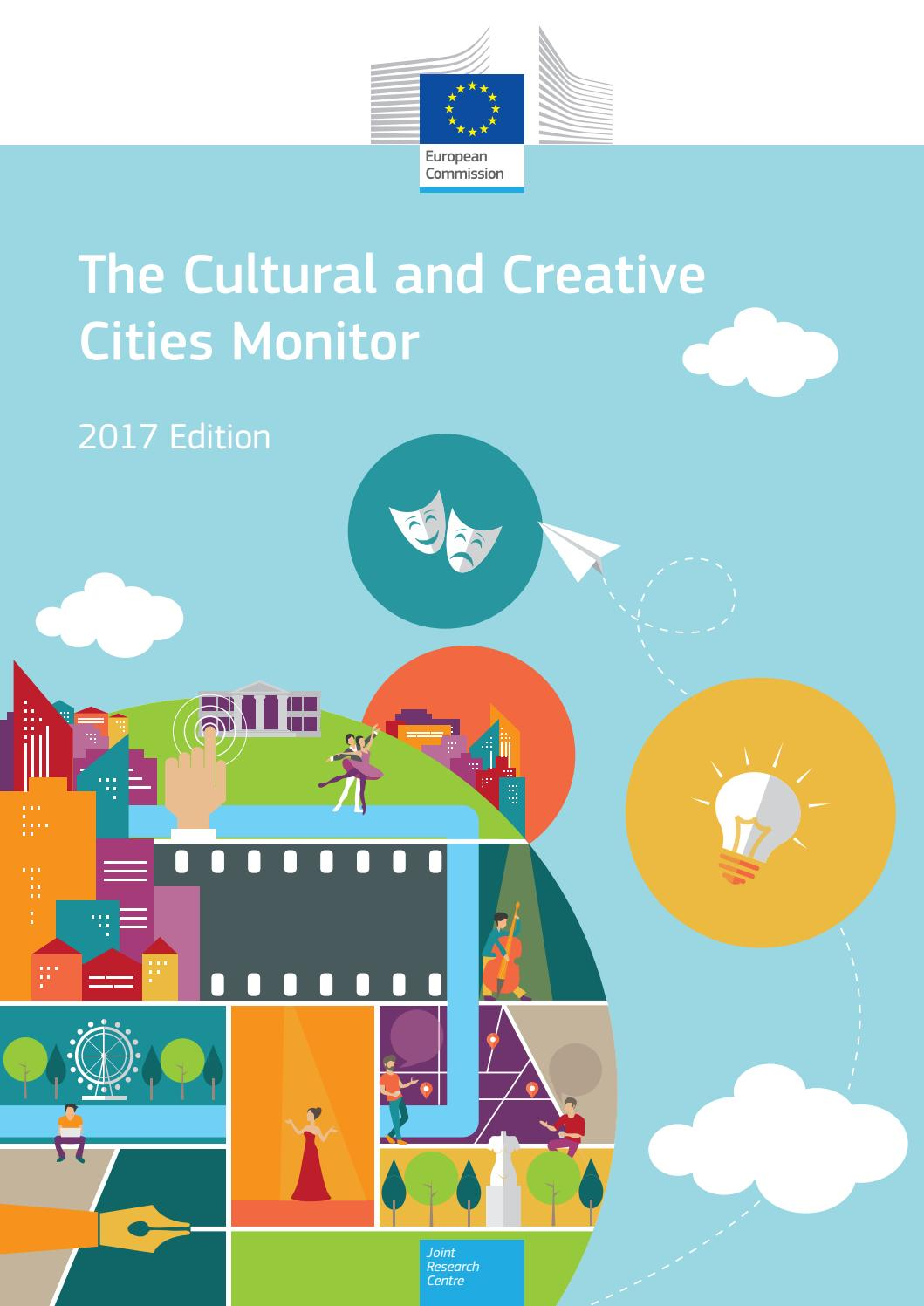 The cultural and creative cities monitor by A Blue Drum