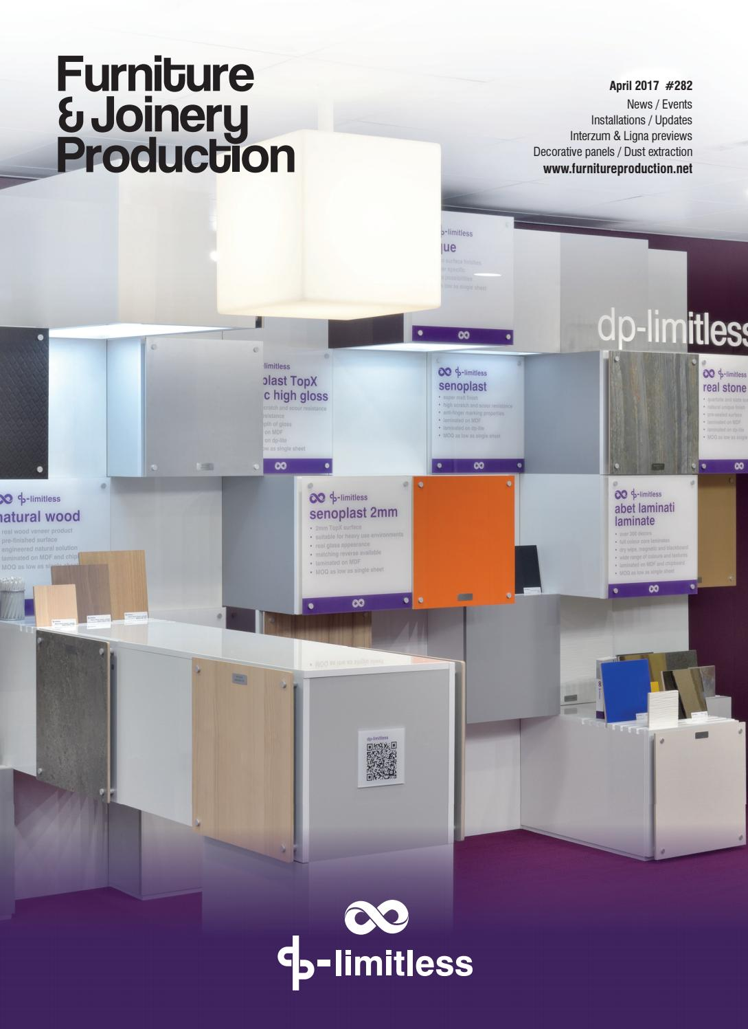 Furniture u0026 Joinery Production 282 by