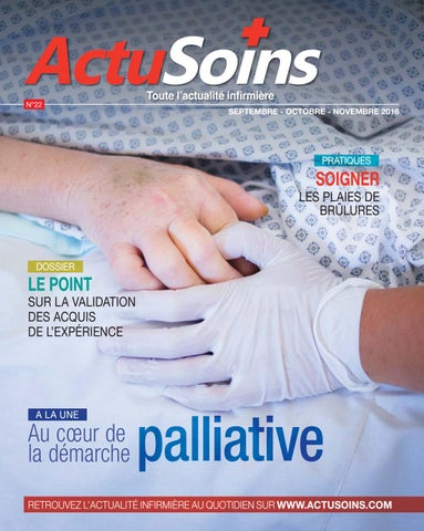 Actusoins Magazine N 22 Septembre 2016 By Campus
