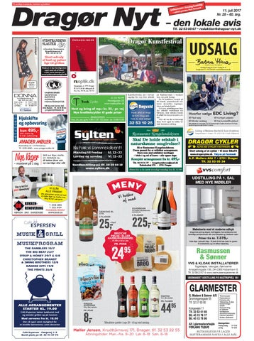 Dragør Nyt nr. 28 - 2017 by Starco Grafisk - Issuu
