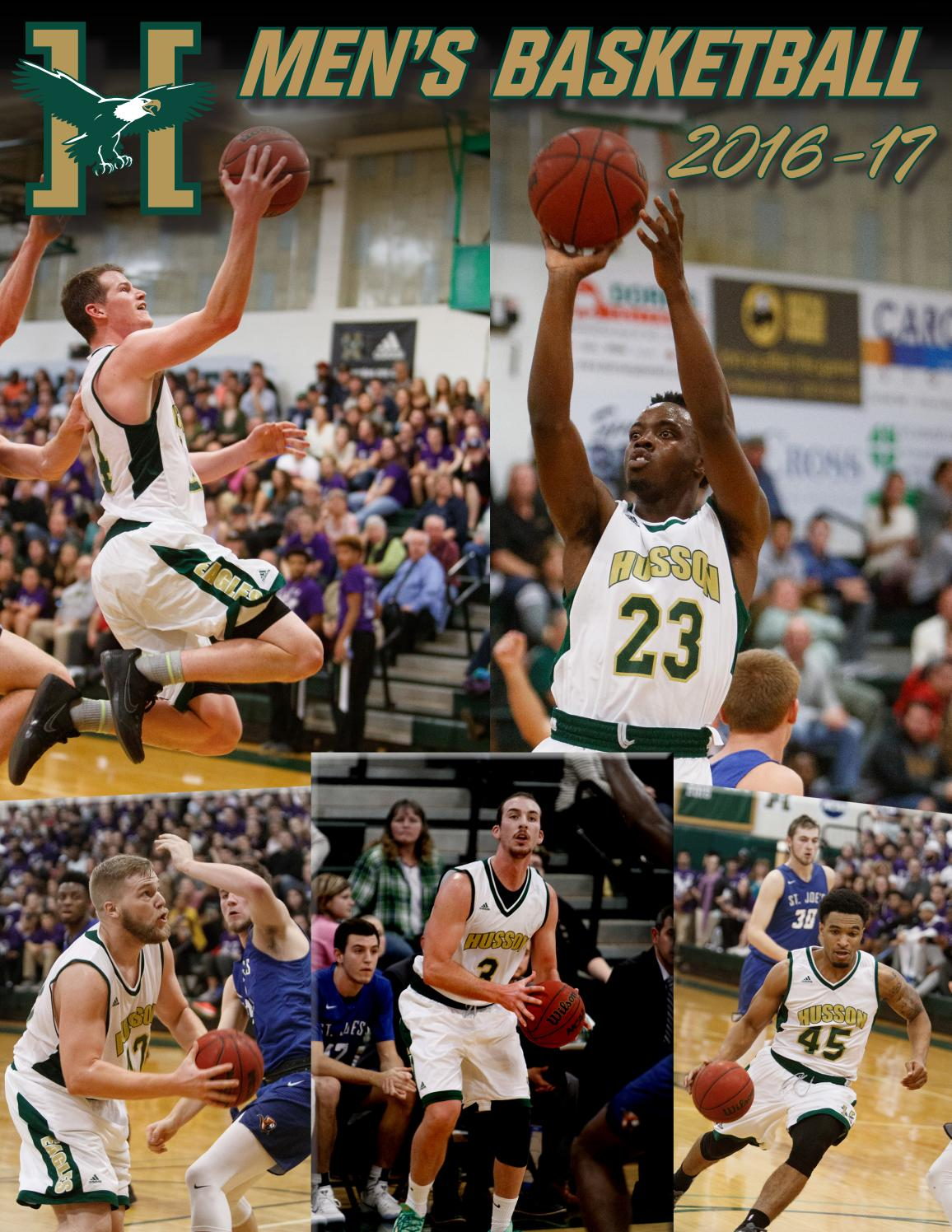 2016-17 Husson Men s Basketball Media Guide by Husson Eagles - issuu 34ab095a2