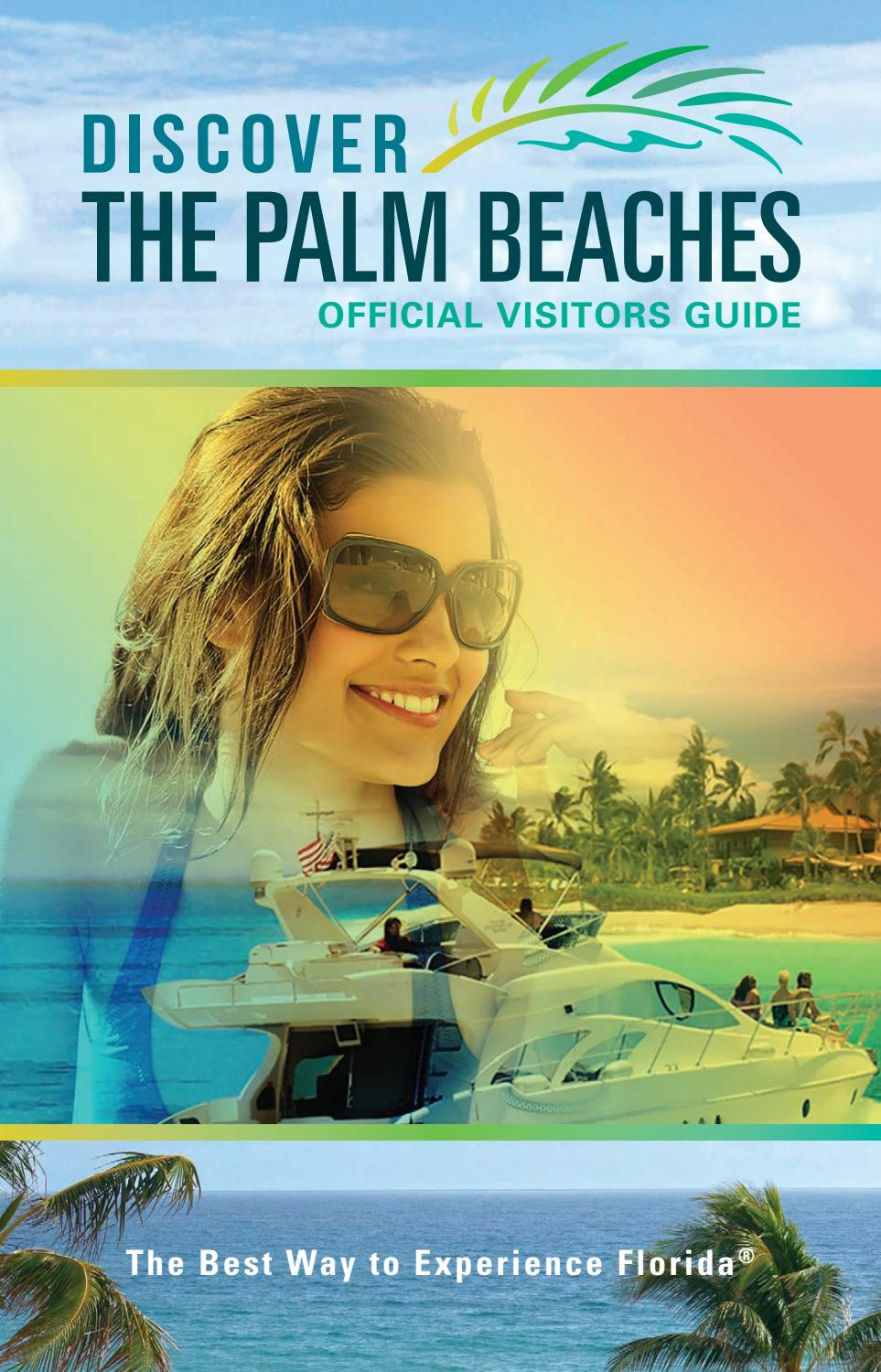 f07193bcf42 Discover The Palm Beaches Visitors Guide 2017 by Passport Publications    Media Corporation - issuu