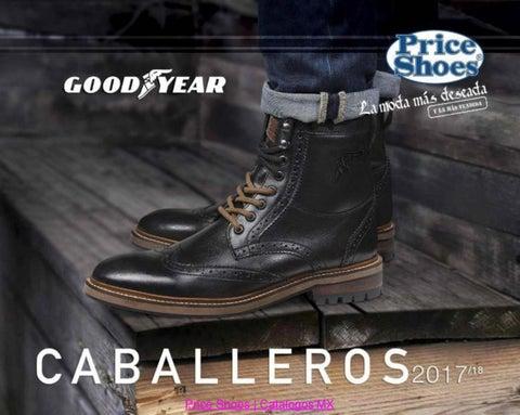 568fc74061f Price shoes catalogo caballero 2017-18 by catalogos de mexico - issuu