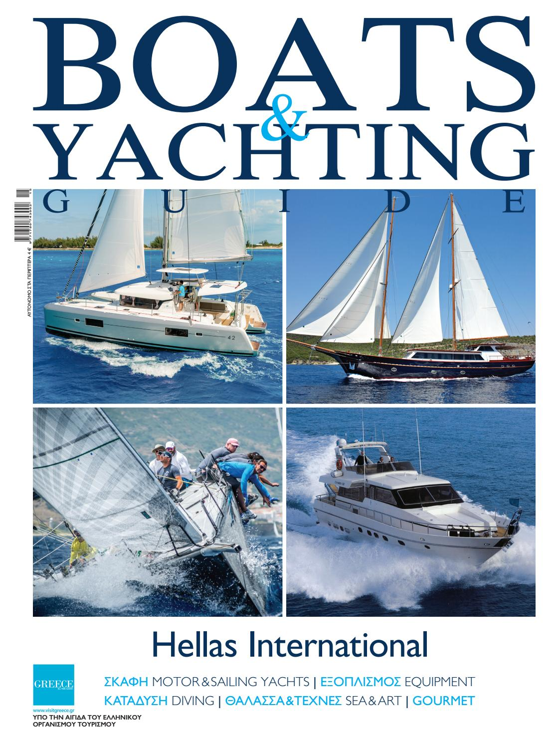 2f7527a7829 Boats & Yachting 2017 by TCT MEDIA - issuu