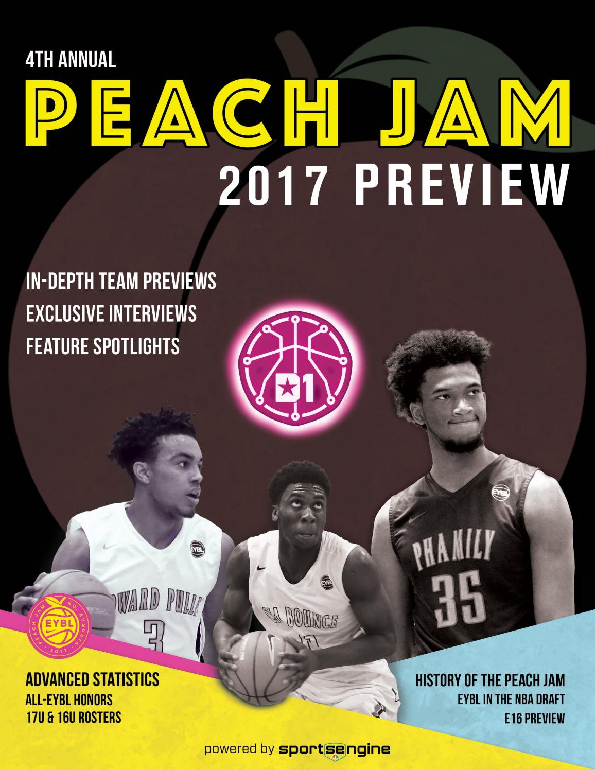 d941470ab1dcb 2017 Peach Jam Preview by SportsEngine - issuu