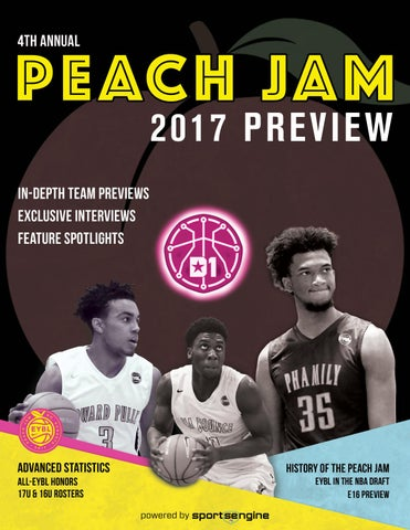 watch d1863 fa44a 2017 Peach Jam Preview by SportsEngine - issuu