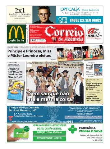 3dcca0aa18 11 07 2017 by Correio de Azeméis - issuu
